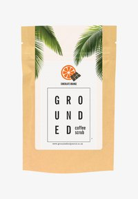 Grounded - BODY SCRUB 100G - Scrub corpo - chocolate orange - 0