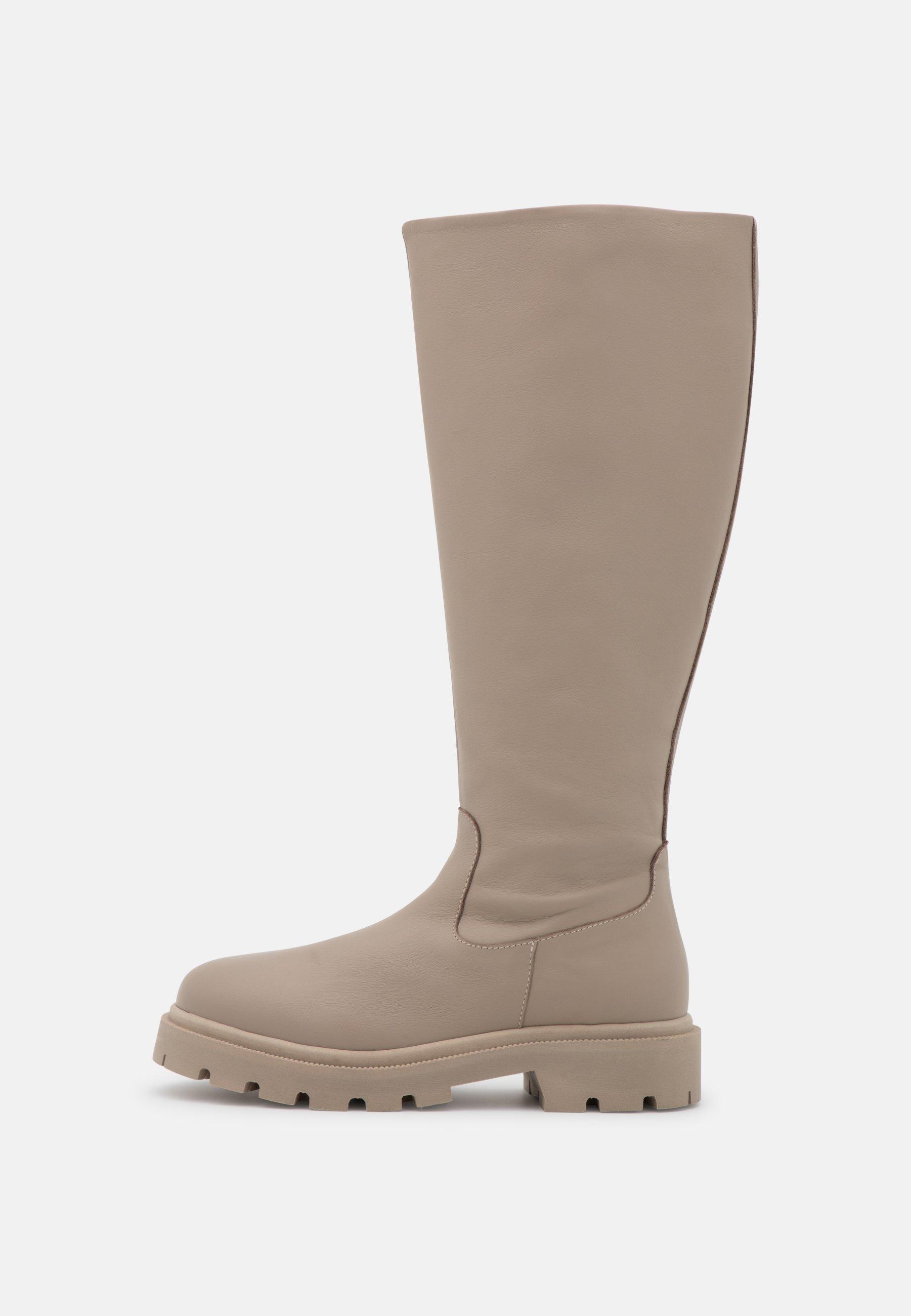 Women SLFEMMA HIGH SHAFTED BOOT  - Platform boots