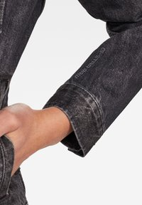 G-Star - ARC SLIM  - Denim jacket - black - 3