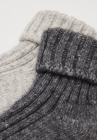 Ewers - KIDSSOCKS 2 PACK - Sokken - light grey/grey - 1