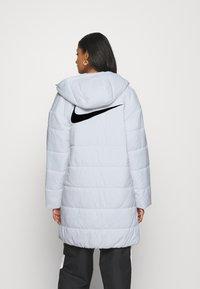 Nike Sportswear - CORE - Winter coat - white/black - 2