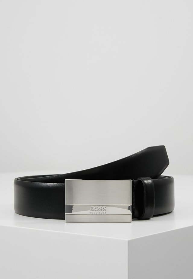 BAXTON - Belt business - black