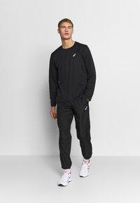 ASICS - KATAKANA - Sports shirt - performance black - 1