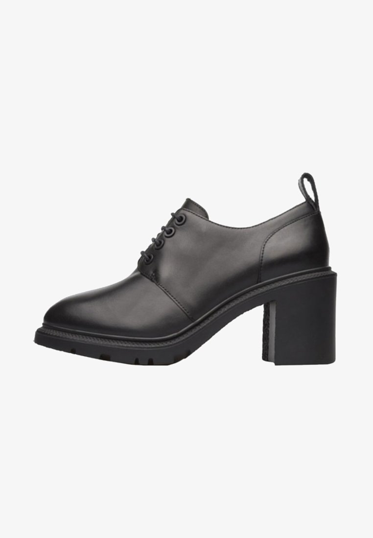Camper - WHITNEE - Lace-up ankle boots - black