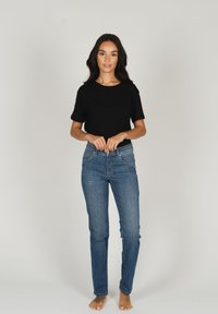 Angels - 'CICI' - Slim fit jeans - blue denim - 1