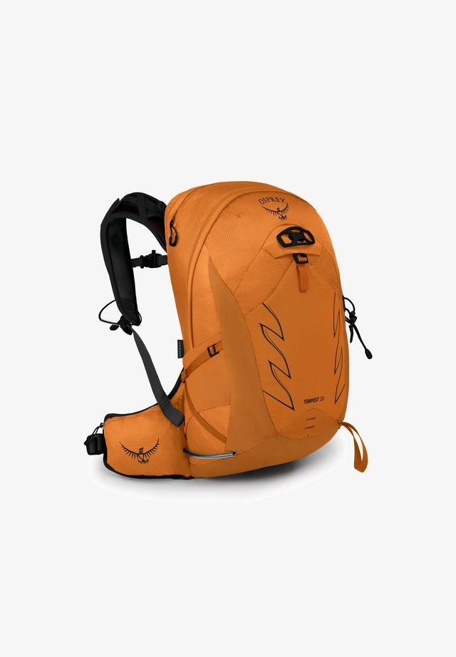 TEMPEST - Zaino - bell orange