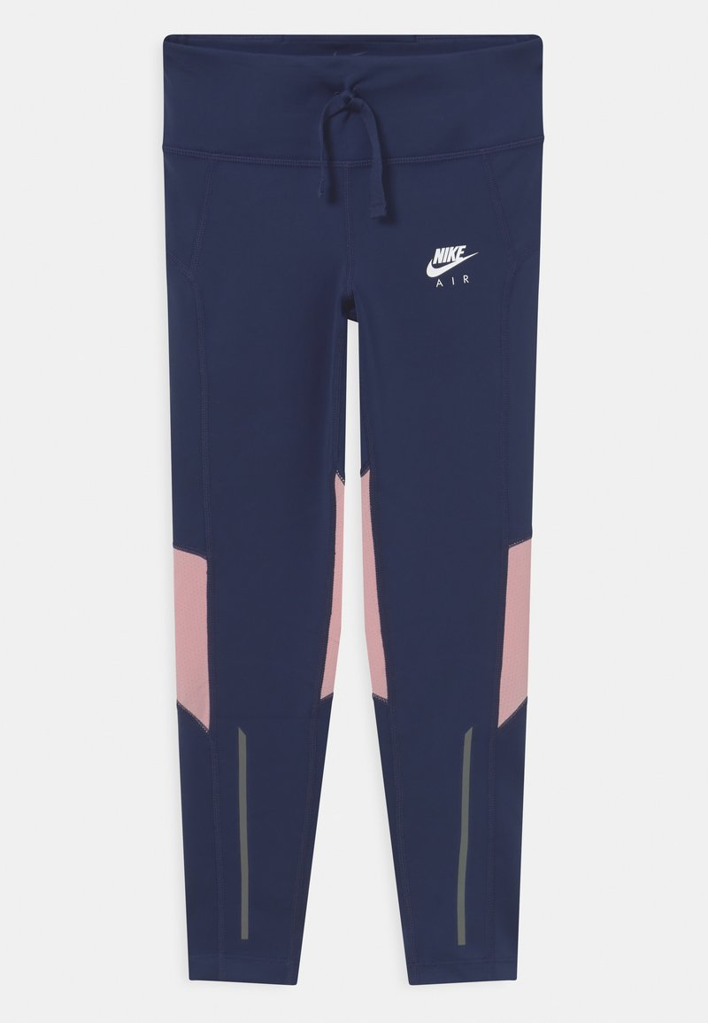 Nike Performance - AIR - Medias - midnight navy/pink glaze/white