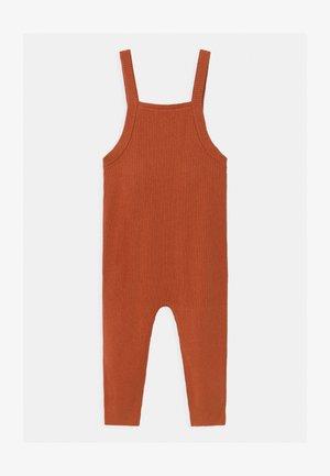 ONEPIECE UNISEX - Jumpsuit - orange dark