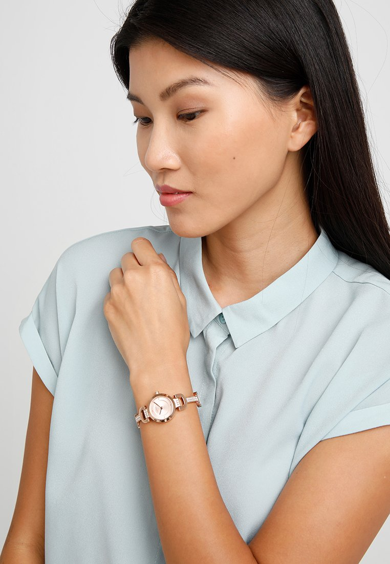 DKNY - CITY LINK - Watch - roségold-coloured