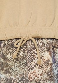 Even&Odd - Croppped Loose Fit Hoodie - Mikina skapucí - beige - 5