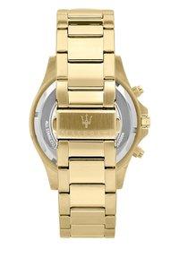 Maserati - Watch - gold - 2