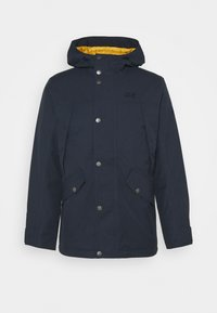 Jack Wolfskin - CLIFTON HILL JACKET - Outdoorjacke - night blue - 5