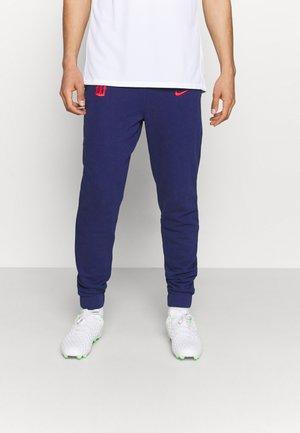 ATLETICO MADRID PANT - Club wear - loyal blue/sport red