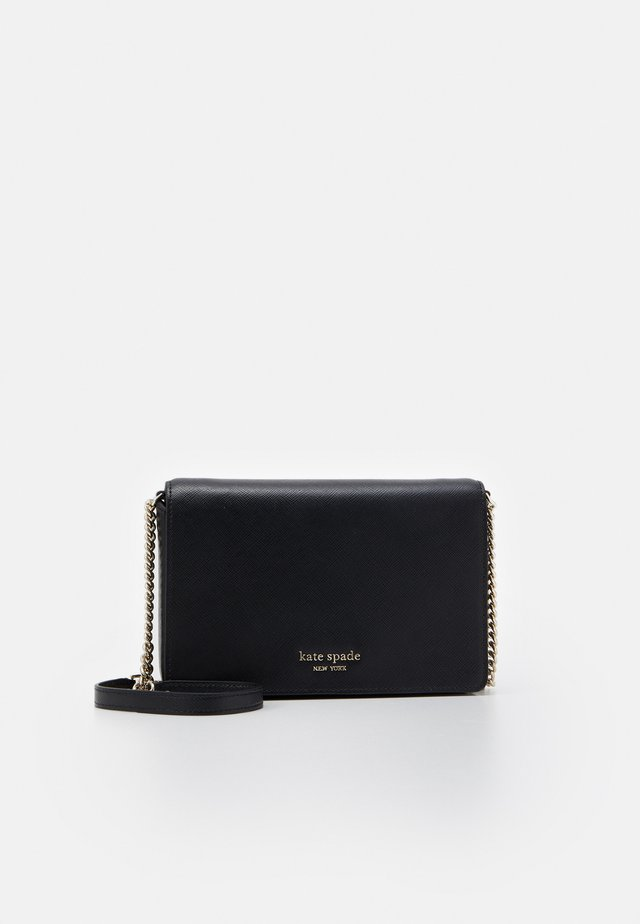 SPENCER CHAIN WALLET - Umhängetasche - black