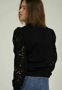 NAF NAF - Sweatshirt - black - 2