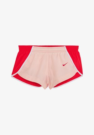 DRY SPRINTER SHORT - Pantaloncini sportivi - washed coral/track red/white
