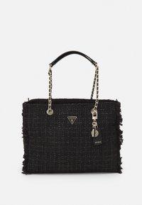 Guess - HANDBAG CESSILY TOTE - Tote bag - black - 0