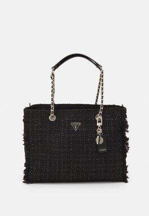 HANDBAG CESSILY TOTE - Tote bag - black