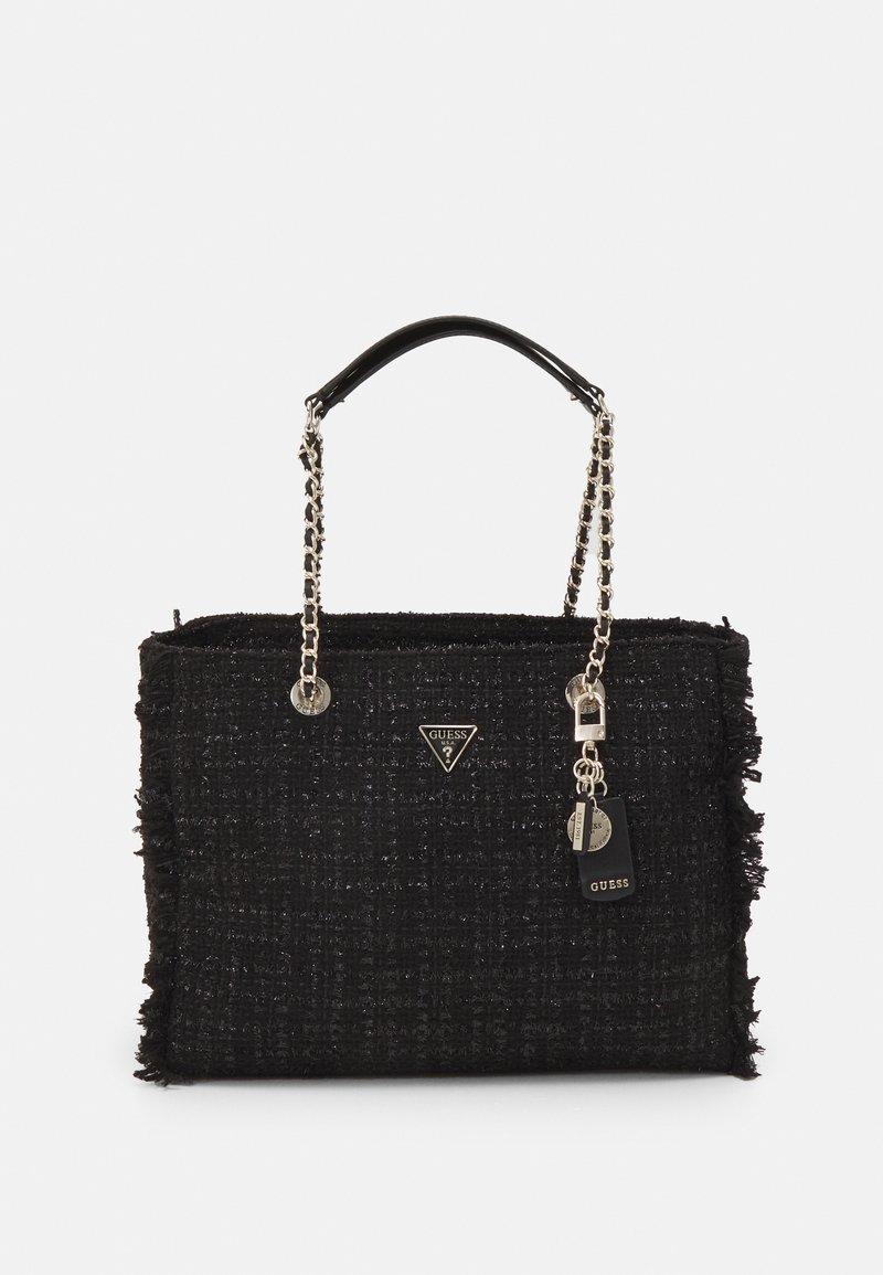 Guess - HANDBAG CESSILY TOTE - Tote bag - black