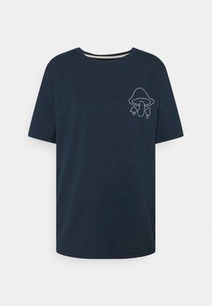 T-shirt print - carbon