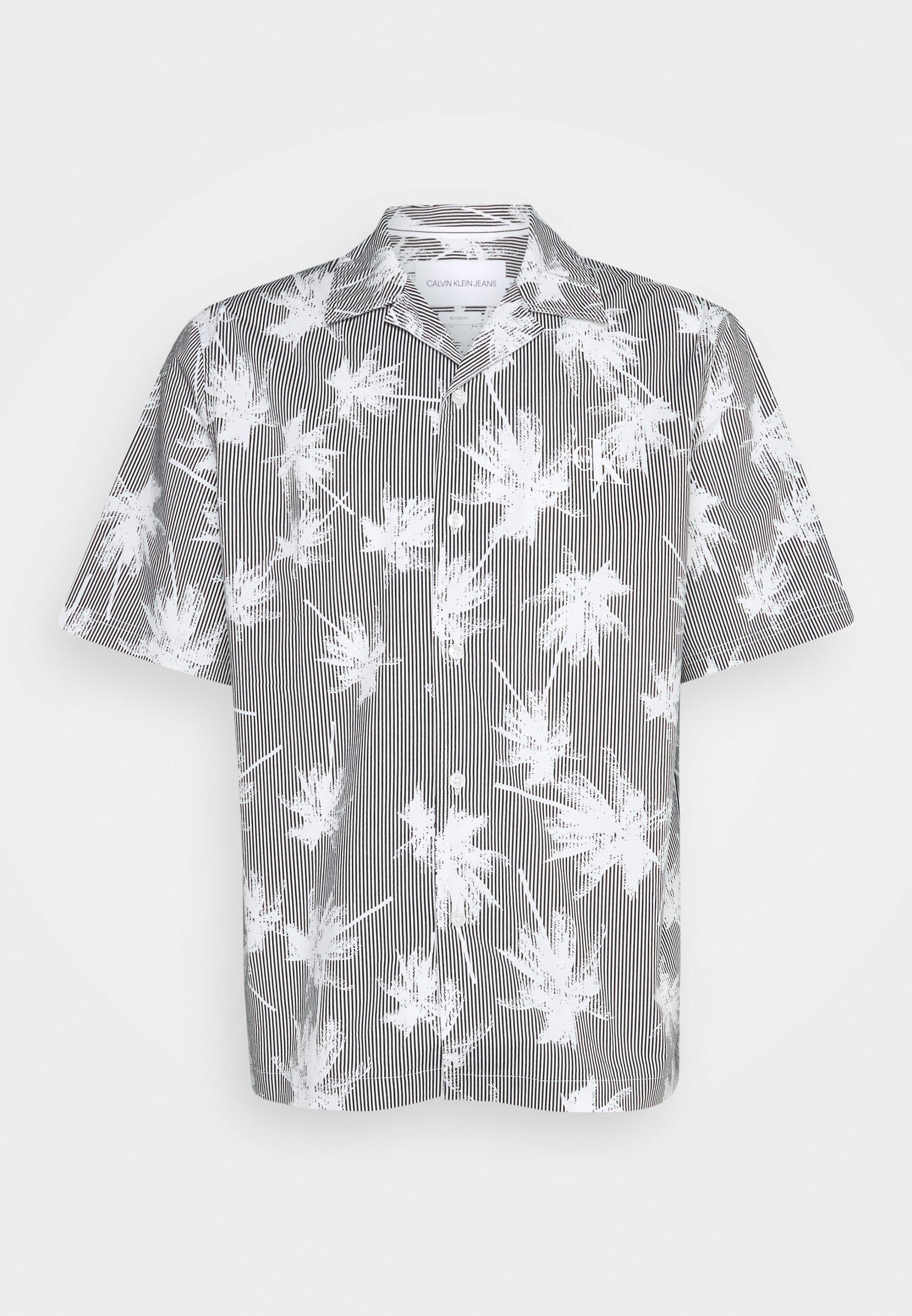 Uomo PALM SHIRT - Camicia