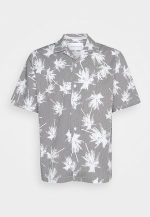 PALM SHIRT - Shirt - black