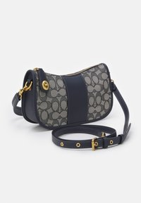 Coach - SIGNATURE SWINGER - Kabelka - navy midnight navy - 4