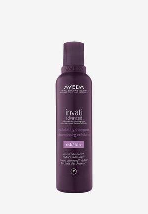 INVATI ADVANCED™ EXFOLIATING SHAMPOO RICH - Shampoo - -