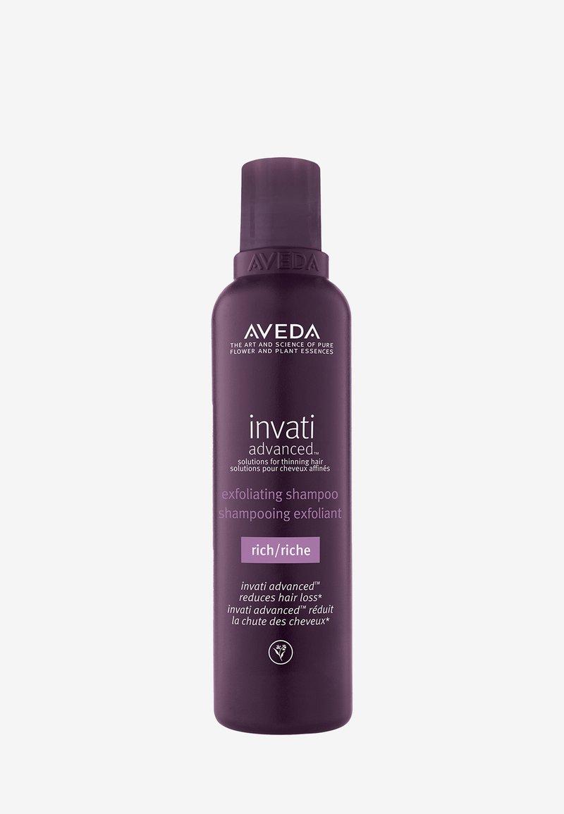 Aveda - INVATI ADVANCED™ EXFOLIATING SHAMPOO RICH - Shampoo - -
