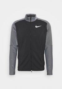 Nike Performance - Chaqueta de deporte - black/reflective silver - 4