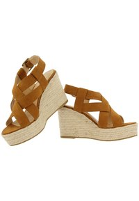 Bullboxer - High heeled sandals - cognac - 3