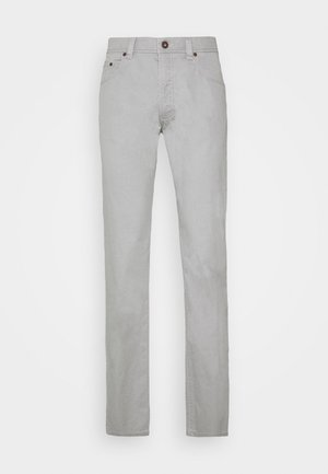 BROKEN TWILL TROUSER - Pantalones - light grey