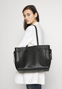 kate spade new york - LARGE TOTE - Handbag - black - 0