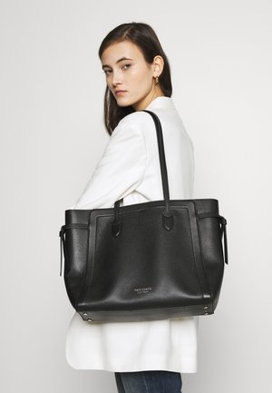 LARGE TOTE - Handbag - black