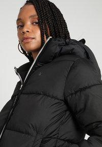 G-Star - MEEFIC SUNDU OVERSHIRT - Winter jacket - dark black - 6
