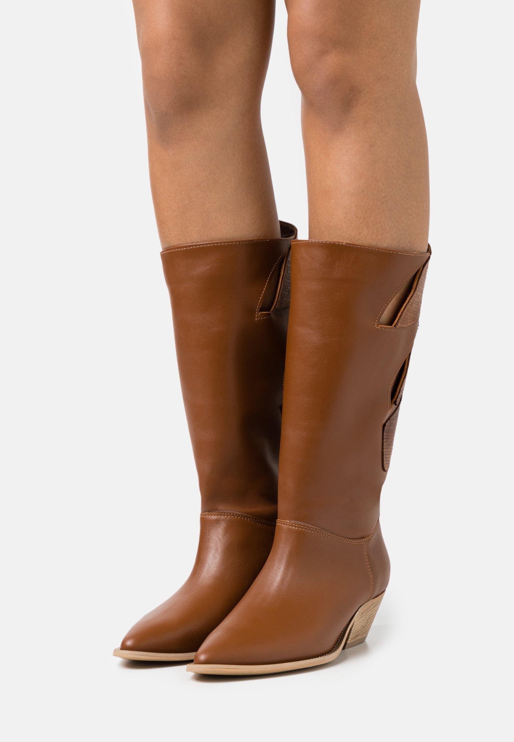 Women EVERY ONE OF US - Cowboy/Biker boots