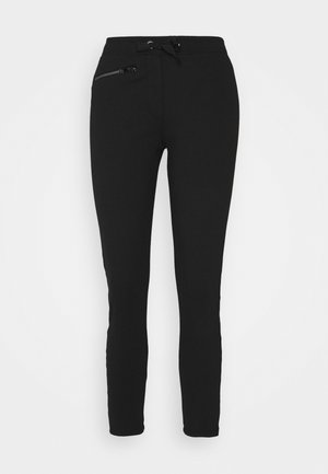 LUNAR TROUSER - Tracksuit bottoms - black