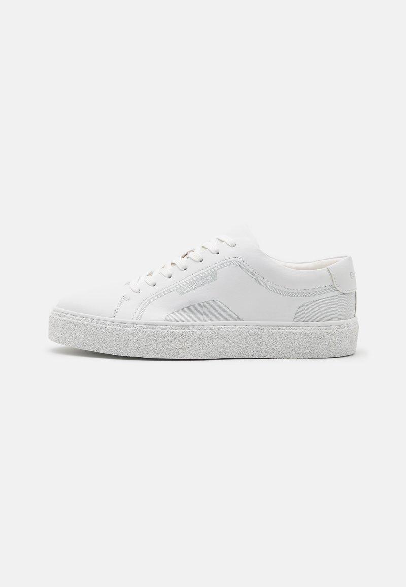 Calvin Klein - ELLIOT - Trainers - white