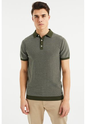 Poloshirt - army green