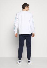 Hollister Co. - Pantalones deportivos - navy - 2