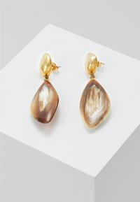 Soko - TULLA DROP EARRINGS - Earrings - gold-coloured/brown - 0