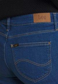 Lee - SCARLETT - Jeans Skinny - dark aya - 4