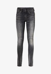 G-Star - G-JACKPANT 3D MID SKINNY - Jeans Skinny Fit - black - 4