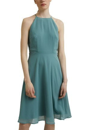 Cocktail dress / Party dress - dark turquoise