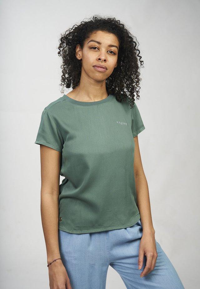 SPRINGS - Basic T-shirt - forest