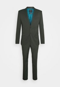 Selected Homme - SLHSLIM MYLOLOGAN SUIT - Traje - rifle green - 8