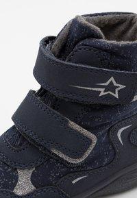 Superfit - CRYSTAL - Winter boots - blau - 5