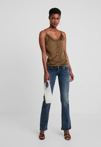 LTB - VALERIE - Bootcut jeans - nome wash - 1