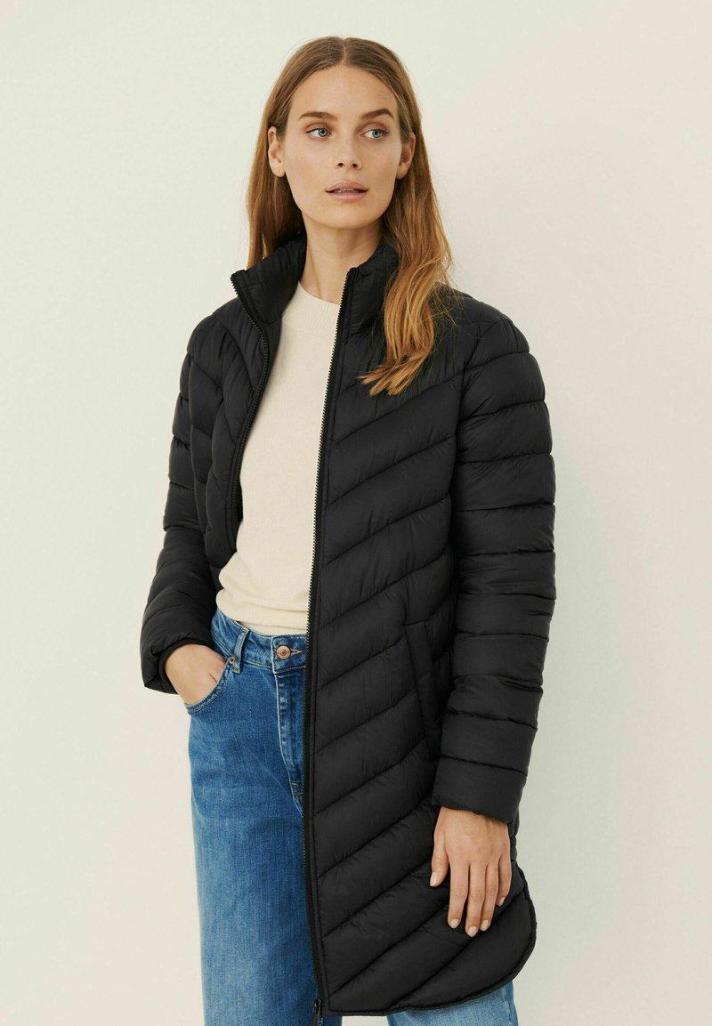 Part Two - OLILASAPW OTW - Winter coat - black