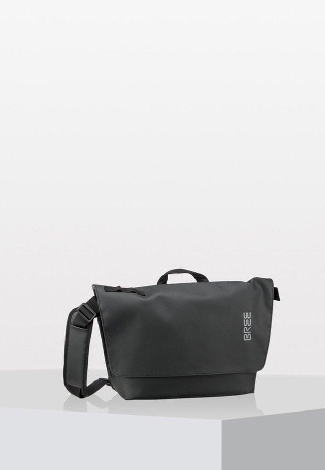 PUNCH  - Sac bandoulière - black